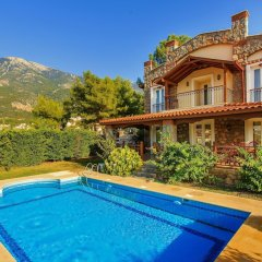 Villa Xanthos 312 Турция, Олудениз - отзывы, цены и фото номеров - забронировать отель Villa Xanthos 312 онлайн бассейн фото 2