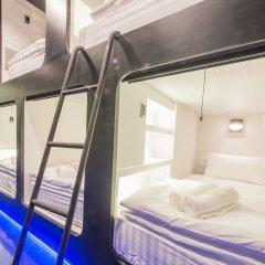 Laf Hotel Aree Бангкок комната для гостей фото 5