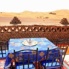 Отель La Gazelle Bleue Марокко, Мерзуга - отзывы, цены и фото номеров - забронировать отель La Gazelle Bleue онлайн питание фото 3