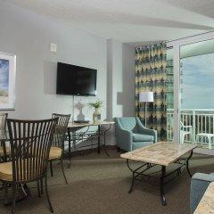 Отель Avista Resort балкон