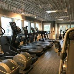 Clarion Collection Hotel Grand Bodo фитнесс-зал фото 3