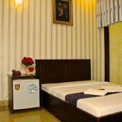 Отель Anna Suong Далат сейф в номере
