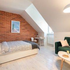 Отель Loft B Польша, Гданьск - отзывы, цены и фото номеров - забронировать отель Loft B онлайн комната для гостей