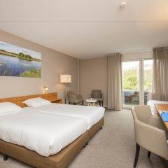 Отель Fletcher Hotel - Resort Spaarnwoude Нидерланды, Велсен-Зюйд - отзывы, цены и фото номеров - забронировать отель Fletcher Hotel - Resort Spaarnwoude онлайн комната для гостей фото 3