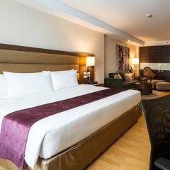 Отель Legacy Suites Sukhumvit by Compass Hospitality Таиланд, Бангкок - 2 отзыва об отеле, цены и фото номеров - забронировать отель Legacy Suites Sukhumvit by Compass Hospitality онлайн комната для гостей фото 2
