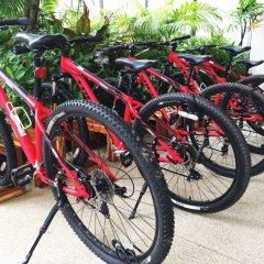 Отель Salinda Resort Phu Quoc Island спортивное сооружение