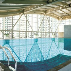 The Pavilion Hotel Shenzhen спортивное сооружение