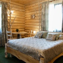Отель Лог Хаус Нижний Новгород комната для гостей фото 5