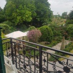 Отель The Home Villa Leonati Art And Garden Италия, Падуя - отзывы, цены и фото номеров - забронировать отель The Home Villa Leonati Art And Garden онлайн балкон
