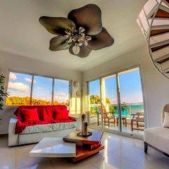 Отель Vista Marina Residence Доминикана, Бока Чика - отзывы, цены и фото номеров - забронировать отель Vista Marina Residence онлайн комната для гостей фото 2