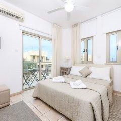 Отель Sunrise Bay Villa #2 Кипр, Протарас - отзывы, цены и фото номеров - забронировать отель Sunrise Bay Villa #2 онлайн комната для гостей фото 3