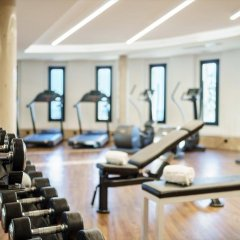 Pure Salt Port Adriano Hotel & SPA - Adults Only фитнесс-зал фото 4