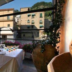 Hotel Santa Lucia Минори помещение для мероприятий