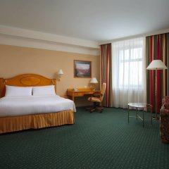 Гостиница Марриотт Москва Гранд комната для гостей