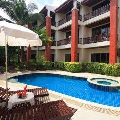 Sun Hill Hotel бассейн