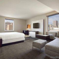 Отель Hilton San Francisco Union Square комната для гостей