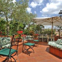 Отель Diana Roof Garden питание