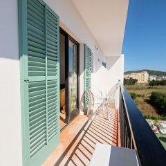 Отель azuLine Hotel Galfi Испания, Сан-Антони-де-Портмань - 1 отзыв об отеле, цены и фото номеров - забронировать отель azuLine Hotel Galfi онлайн балкон