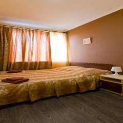 Гостиница Новокосино Стандартный номер с двуспальной кроватью фото 10