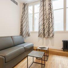 Le Marais - Hotel De Ville Apartments Париж комната для гостей фото 3