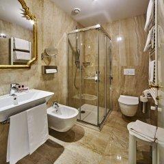 Отель Gardena Hotel Италия, Венеция - отзывы, цены и фото номеров - забронировать отель Gardena Hotel онлайн ванная фото 3