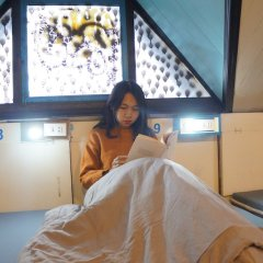 Grey Monkey Dalat Hostel Далат комната для гостей фото 3