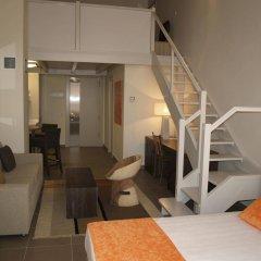 Отель Eco Alcala Suites Испания, Мадрид - 2 отзыва об отеле, цены и фото номеров - забронировать отель Eco Alcala Suites онлайн комната для гостей фото 5