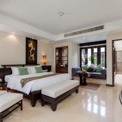 Отель Movenpick Resort & Spa Karon Beach Phuket 5* Люкс с различными типами кроватей фото 6