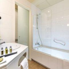 Отель Santa Marta Испания, Льорет-де-Мар - 2 отзыва об отеле, цены и фото номеров - забронировать отель Santa Marta онлайн ванная