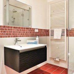 Отель Top Spot Residence Бельгия, Брюссель - отзывы, цены и фото номеров - забронировать отель Top Spot Residence онлайн ванная фото 2