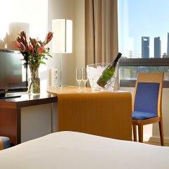 Отель Exe Madrid Norte Мадрид удобства в номере фото 2