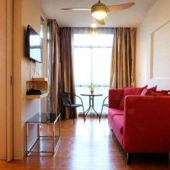 Отель iCheck inn Residences Patong 3* Стандартный номер разные типы кроватей фото 12