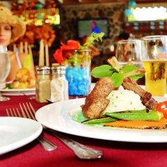 Отель Beachcombers Hotel Сент-Винсент и Гренадины, Остров Бекия - отзывы, цены и фото номеров - забронировать отель Beachcombers Hotel онлайн питание фото 3