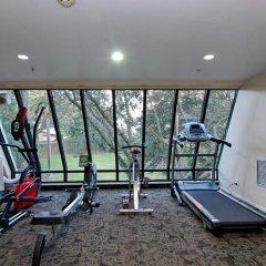 Amora Hotel Auckland фитнесс-зал