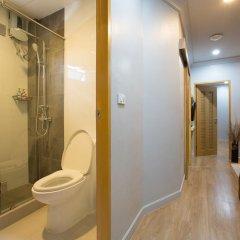 Pama House Boutique Hostel Бангкок ванная