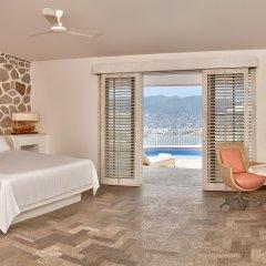 Отель Las Brisas Acapulco комната для гостей фото 4