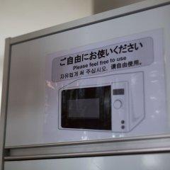 Отель Grand Residence Yoshizuka Фукуока удобства в номере