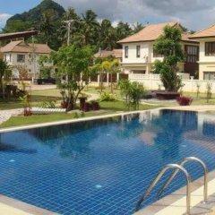 Отель Ao Nang Garden Home Resort Пхукет бассейн