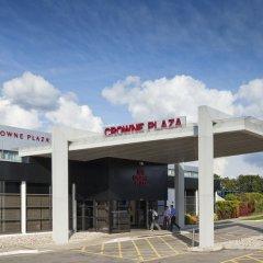 Отель Crowne Plaza Manchester Airport Манчестер парковка