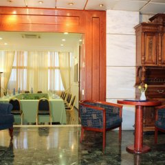 Отель Pythagorion Hotel Греция, Афины - 1 отзыв об отеле, цены и фото номеров - забронировать отель Pythagorion Hotel онлайн интерьер отеля