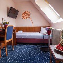 Hotel Residenz Düsseldorf комната для гостей