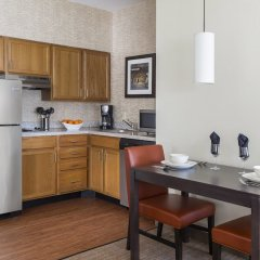 Отель Residence Inn By Marriott Minneapolis Bloomington Блумингтон фото 8