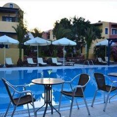 Отель Okeanis Beach бассейн фото 2