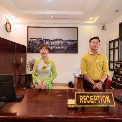 Отель Phu Thinh Boutique Resort And Spa Хойан интерьер отеля фото 3