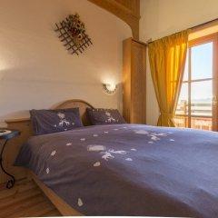 Отель Rifugio Baita Cuz Долина Валь-ди-Фасса комната для гостей фото 3