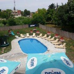 Отель Hanovete Hotel Болгария, Шумен - отзывы, цены и фото номеров - забронировать отель Hanovete Hotel онлайн бассейн фото 2