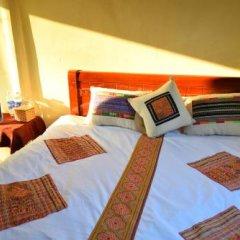 Отель Hoang Kim Homestay Вьетнам, Шапа - отзывы, цены и фото номеров - забронировать отель Hoang Kim Homestay онлайн комната для гостей фото 3