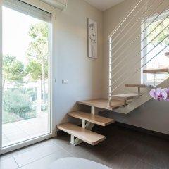 Park Hotel Morigi Гаттео-а-Маре ванная