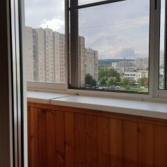 Апартаменты Apartment on Starobitsevskaya ванная