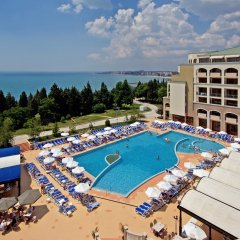 Sol Nessebar Bay Hotel - Все включено бассейн фото 3
